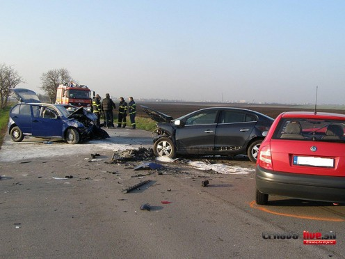 Autonehoda dnes