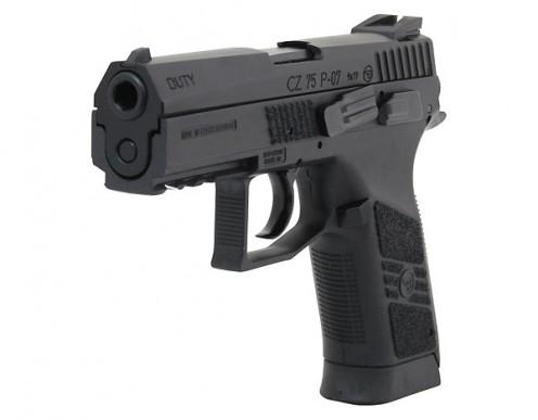 pistol-policia