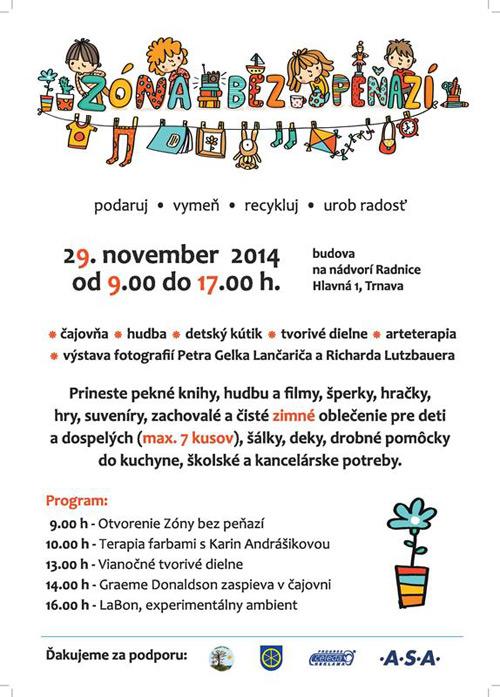 d3b712419 Zimná Zóna bez peňazí sa uskutoční na radnici | trnava-live.sk