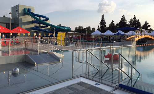 b6a03ef8f Letnú časť akvaparku Relax otvárajú pre verejnosť, kúpalisko prešlo ...