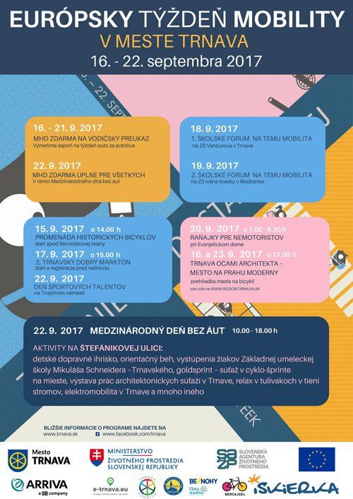 2b63c7d2e Od 16. do 22. septembra 2017 bude mestská autobusová doprava zadarmo pre  tých, ktorí sa preukážu platným vodičským preukazom, a 22. septembra bude  zdarma ...