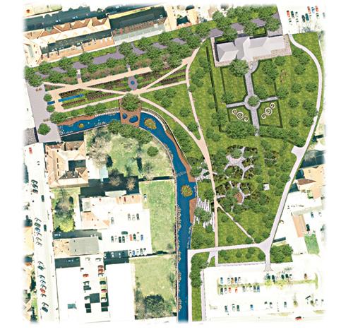 Pripravovany Projekt Komplexnej Obnovy Ruzoveho Parku Si Vyziada