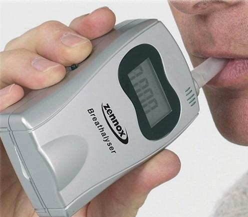 alkohol-test