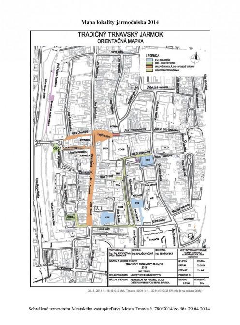 TTJ-2014_mapa