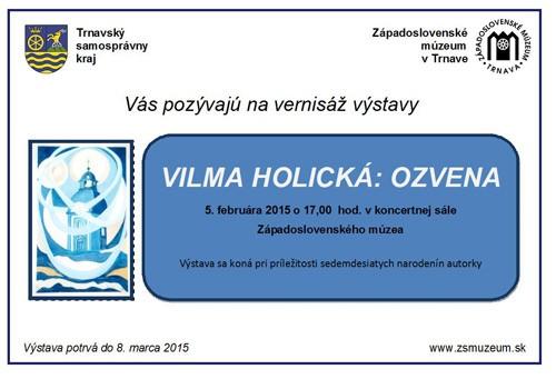 Vilma-Holicka