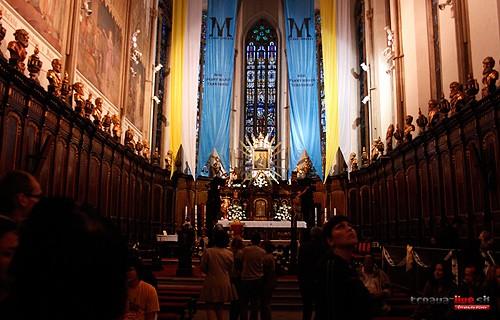 bazilika-oltar